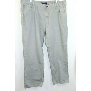 Tommy Hilfiger Men's Pants Jeans Gray Straight
